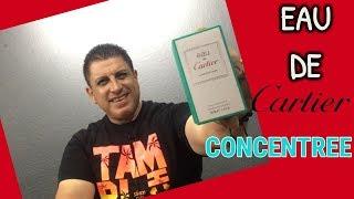 CARTIER EAU DE CARTIER CONCENTREE ( 2002 ) Reseña de Fragancia