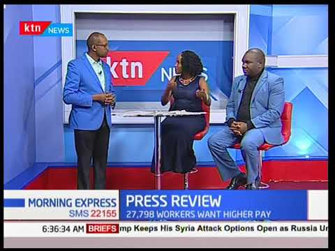 Wakoli:It is very sad that we are still witnessing confrontation between the arms of government