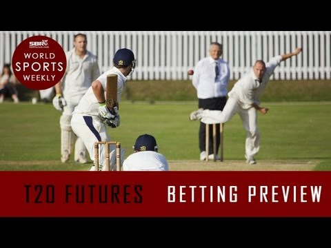 Twenty20 Champions League Preview 2013 | T20 Cricket Betting Preview Travel Video