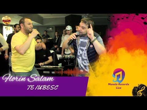 Florin Salam - Te iubesc pentru ca tu ma iubesti LIVE @Casa Manelelor