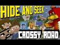 Crossy Roads -|- HIDE AND SEEK -|- Funniest Game Ever !!!