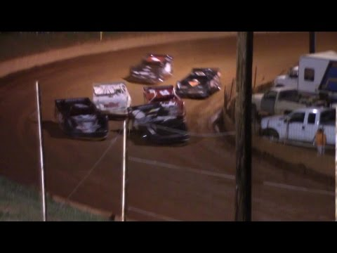 Winder Barrow Speedway Limited Late Model Feature Race 7/9/16