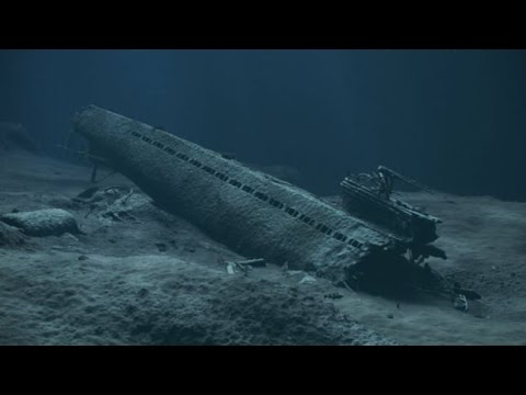 Mammoet Salvage - Animation of wreck removal U864