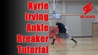 Kyrie Irving Ankle Breaker Move Tutorial! How To: Crosses JaKarr Sampson With His Handles