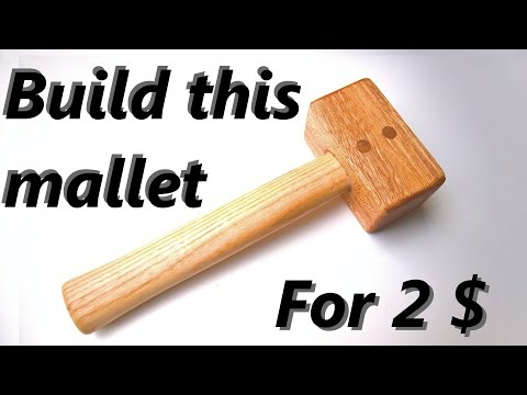 Quick, cheap and easy mallet