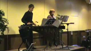 Marimba concert - Rain Forrest