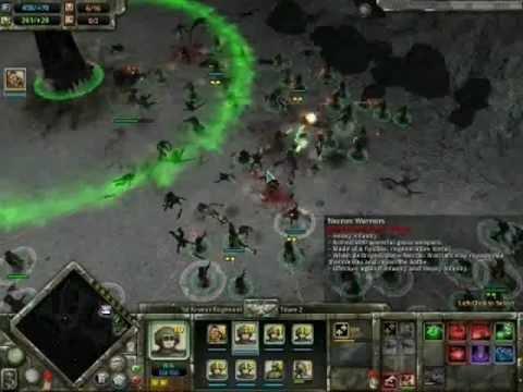 Download Lets Play Dark Crusade Ep.10: Necron Labyrinth