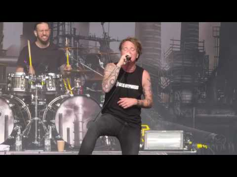 FEAR FACTORY - Dog Day Sunrise - Bloodstock 2016