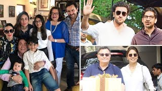 Taimur Ali Khan Steals The Limelight At Kapoors' Annual Christmas Lunch