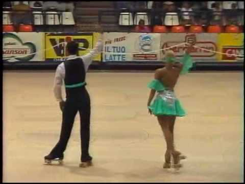 Swantje & Axel Argentine Tango 1997 Rimini