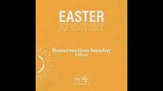 Easter Sunday Service | The Resurrection | Ps Tim Winnington | 12.04.2020