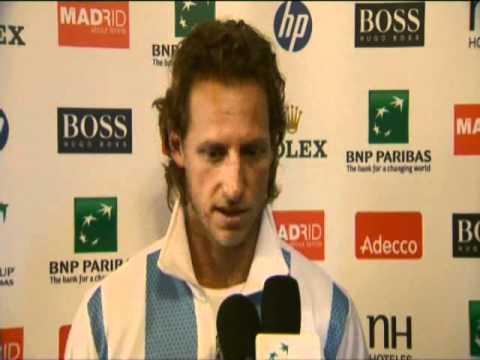 Davis Cup Interview: David Nalbandian