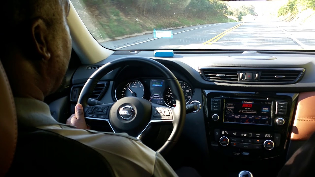 nissan pro pilot steering wheel warning 2018 nissan rogue - youtube
