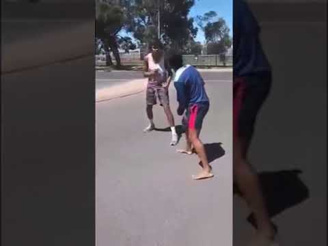 Port Augusta Fight Abo Vs Abo 🥊