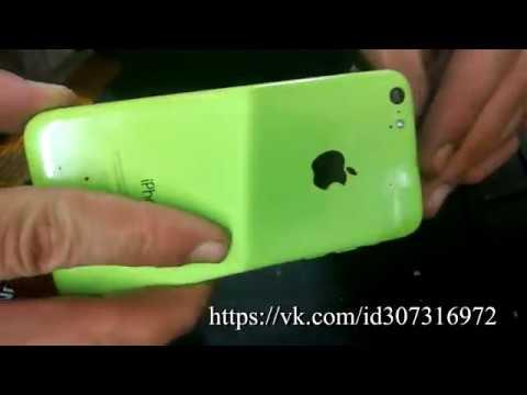 """Пересадка """"тройки"""" (nand flash, spi,baseband) с iPhone5s на iPhone5c"""