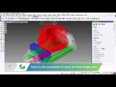 CAD - Solids Interference | VISI 2022.0