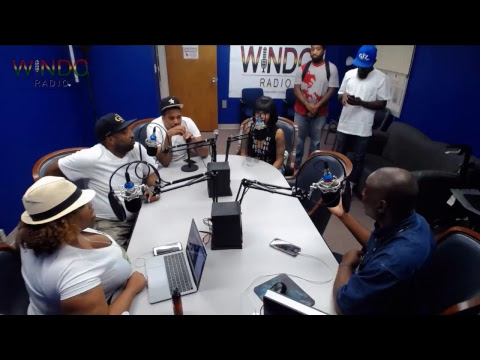 The GoWIN Radio Show {8-16-18} guest: Lovail Long & The Cast of The Giz