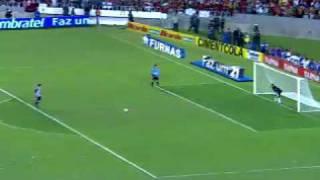 Os Pênaltis de Flamengo 4x2 Botafogo Pela Final do Carioca 2009