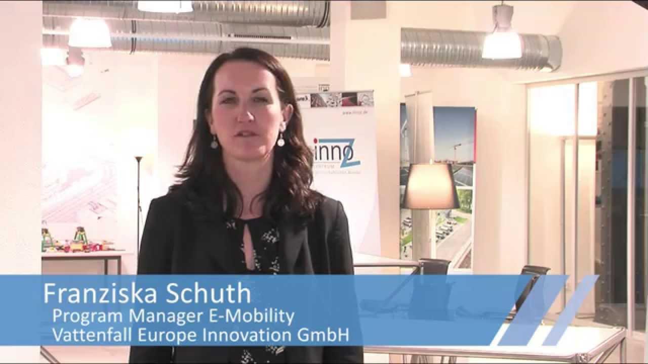 BeMobility Statement Franziska Schuth Vattenfall