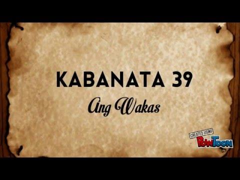 EL FILIBUSTERISMO - Kabanata 39