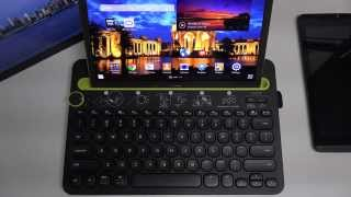 Logitech K480 Multi Device Bluetooth Keyboard Update