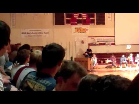 MIHS Senior Assembly 2012: Flute and Piano