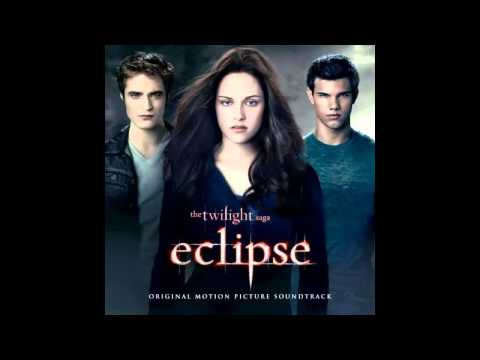 My Love Sia The Twilight Saga: Eclipse Soundtrack