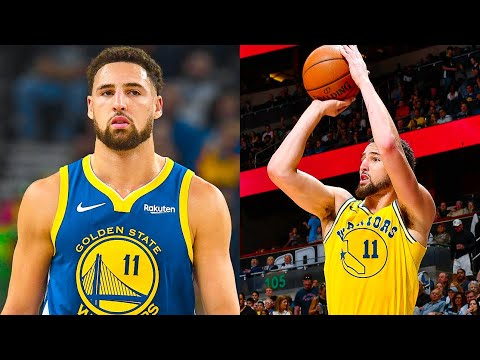 Klay Thompson was the SMOOTHEST Shooter in NBA History !