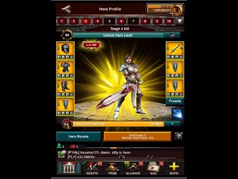 Game Of War: Cap Full Gear @ 2.59KT - Low Power High Defense