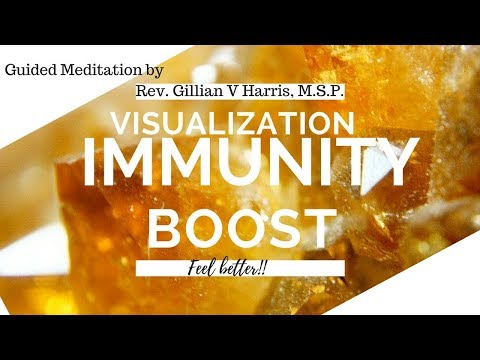 Visualization to Boost Immune System