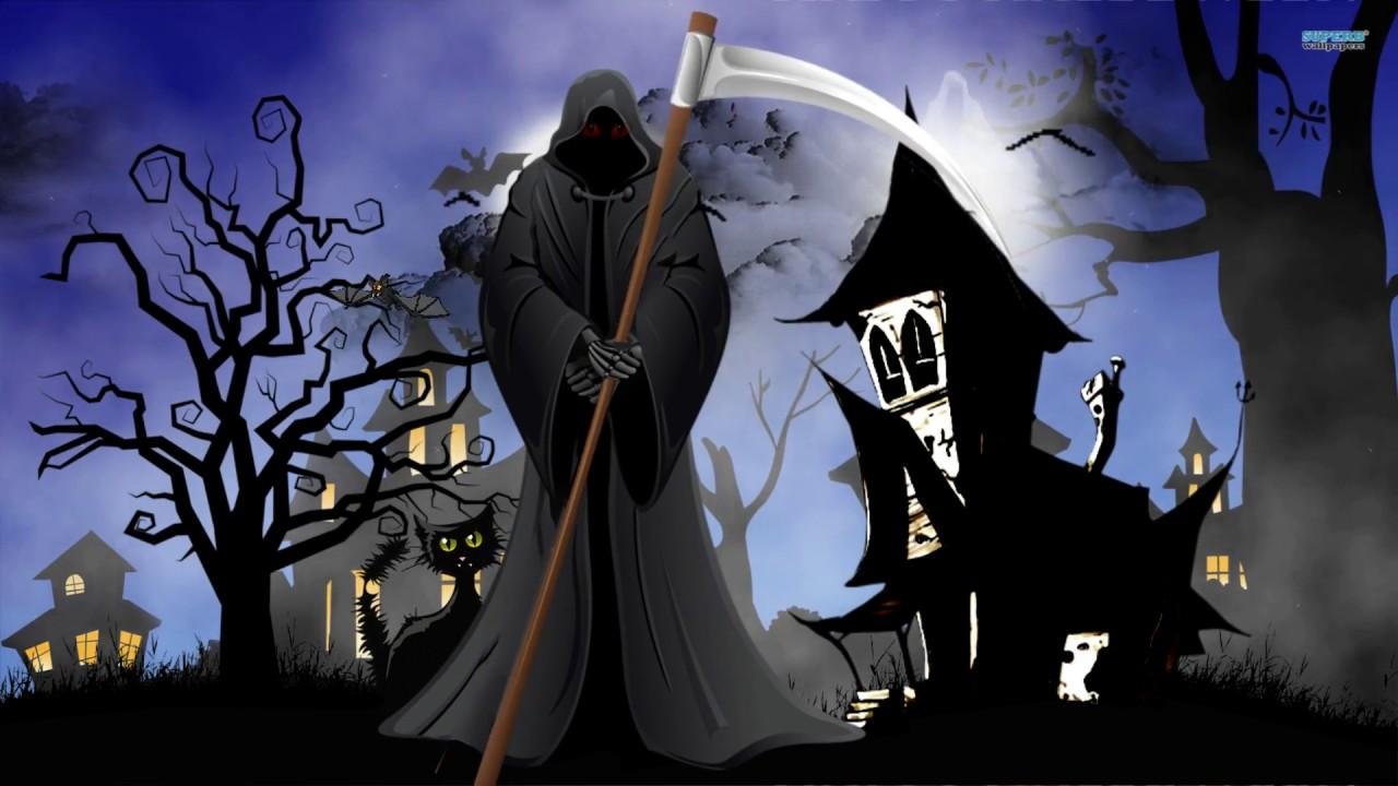 скачать страшную музыку на хэллоуин