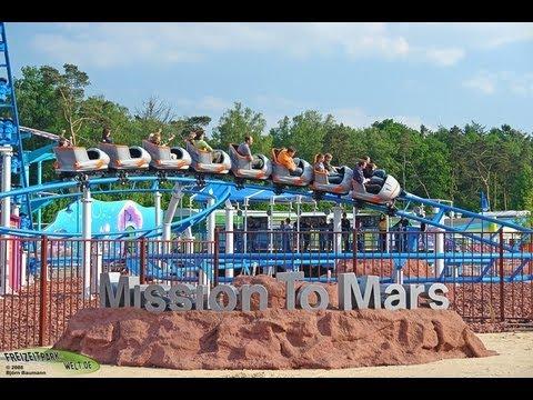 Backyardigans: Mission to Mars - Moviepark Germany (GoPro ...