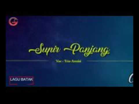 Lirik lagu Batak supir panjang