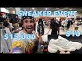 $15,000 CHANEL X PHARRELL WILLIAMS + YEEZYS FOR $10 at SNEAKER EVENT!!
