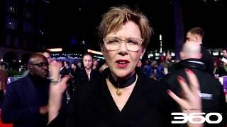 Jamie Bell, Annette Bening premiering Film Stars Don