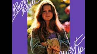 Bonnie Raitt - I Know (You Don