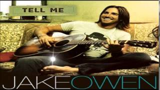 Jake Owen - Tell me HD Audio / Lyrics