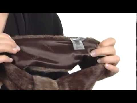 0b4aac2bd9d Calvin Klein Faux Fur Headband SKU  8126387 - YouTube
