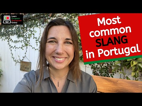 Commonly used EUROPEAN PORTUGUESE SLANG and (soft) SWEAR WORDS with Example Sentences.