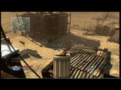 MW2 Tactical Insertion Glitch Voice Tutorial