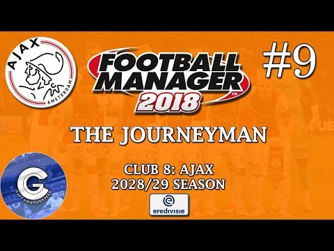 Let's Play FM18 Ajax | The Journeyman S12 E09: A JOB OFFER?! | Football Manager 2018