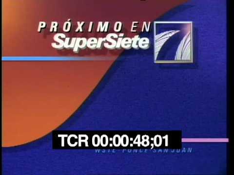 wste- tv,supersiete Puerto Rico,(promo,id pkg.)