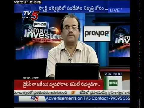 22nd May 2017 Tv5 News Smart Investor