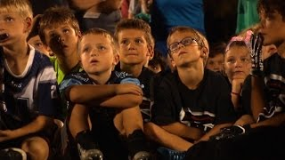 Former NFL players build kids game, character