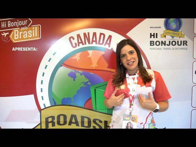 Canada Roadshow 2020 - Recife e Fortaleza - Teaser| HIBONJOUR.COM.BR