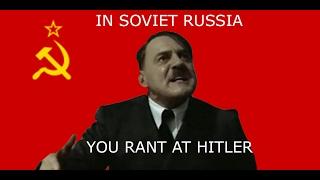 Comrade Hitler (PARODY)