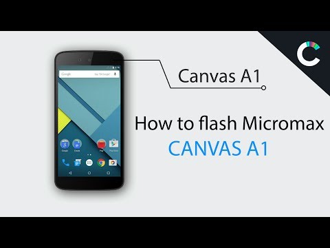 Micromax Canvas A1 Dead Solution | Flash with Sptool |