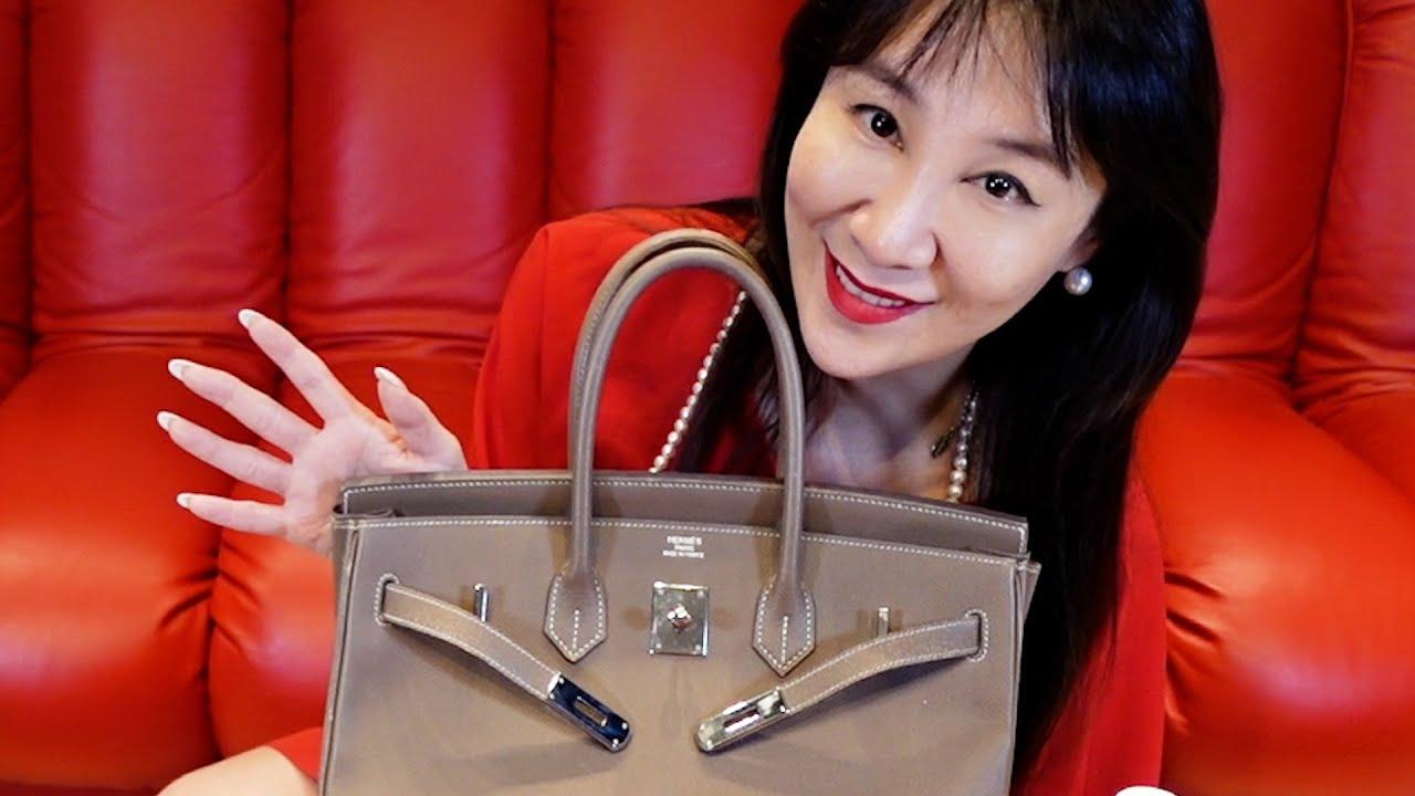 【菜々江ママのバッグの中身は?】銀座クラブのオーナーママがバッグの中身を大公開!