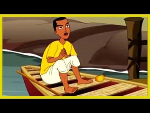 Thakumar Jhuli Sujon Majhi | Bengali Stories For Children | Bengali Moral Stories for Kids