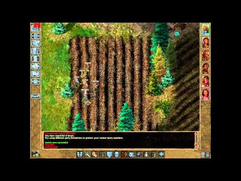 Useful Hidden Stashes in Baldur's Gate